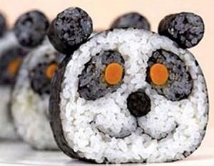 pandaranol sushi