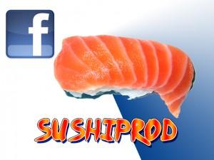 Ateliers sushi sur Facebook avec Sushiprod