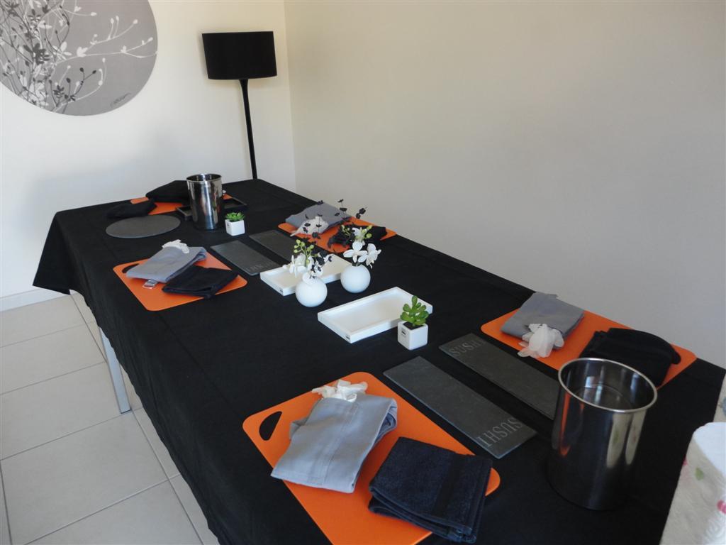 Atelier sushis du 25 Juin 2011