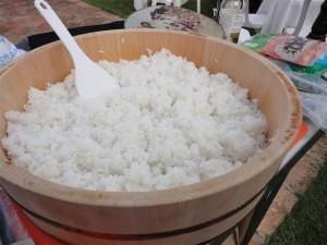 Le fameux riz Sumeshi