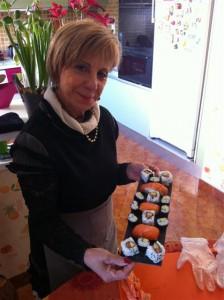 Apprendre à faire les sushis - Sushiprod