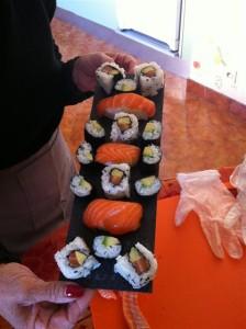 Des sushis fait maison - Sushiprod