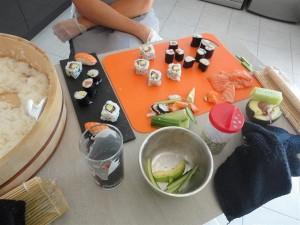 Faire ses propres sushis