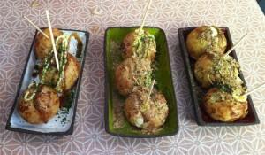 Les Takoyaki de chez Takosan