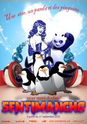 Sentimancho, l'affiche du film