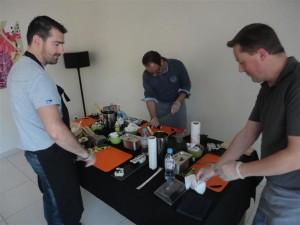 Formation sushis à Marseille