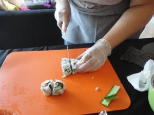 Comment couper un california rolls ? Sushiprod vous dit tout