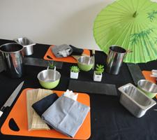 Ateliers Sushi - Apprendre à faire les Sushi