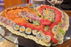 sushis pour la fete des meres avec sushiprod