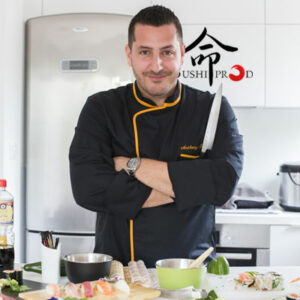 Chef Anthony Khalifa - Sushiprod