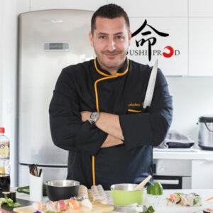 Chef Anthony Khalifa - Sushiprod