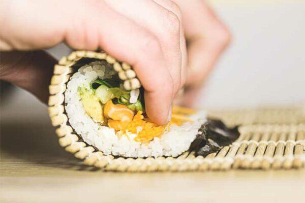 Formule sushi hanshi 2 cours de cuisine avec Sushiprod