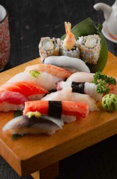 Formule sushi kyoshi 2 cours de cuisine avec Sushiprod