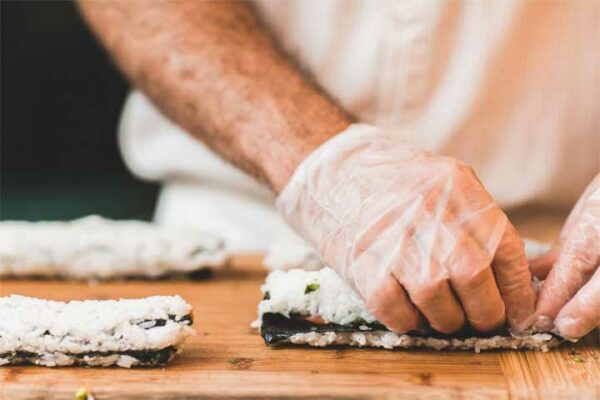 Formule sushi renshi 2 cours de cuisine avec Sushiprod