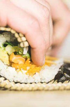 Formules sushi